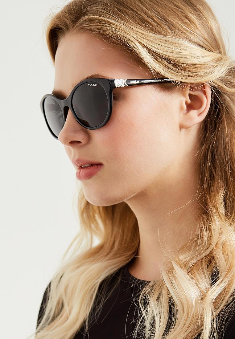 Женские солнцезащитные очки Vogue® Eyewear 0VO5135SB: изображение 4