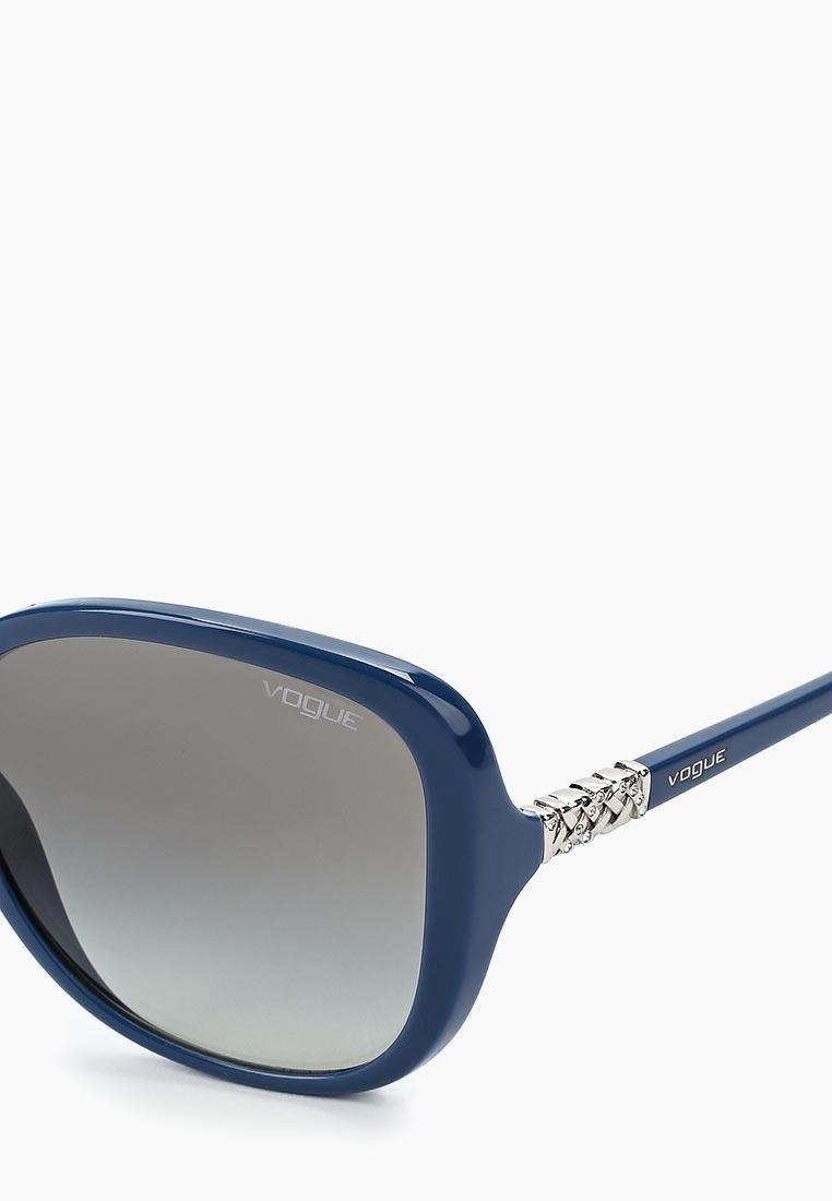 Женские солнцезащитные очки Vogue® Eyewear 0VO5154SB: изображение 2