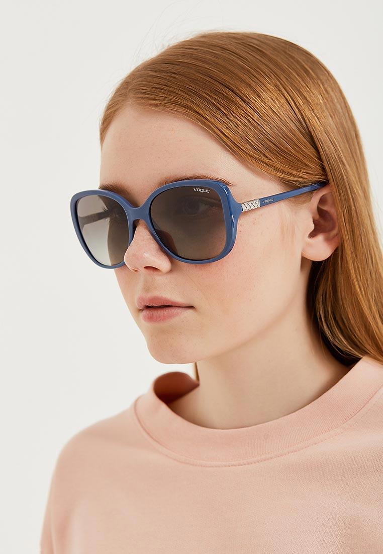Женские солнцезащитные очки Vogue® Eyewear 0VO5154SB: изображение 4