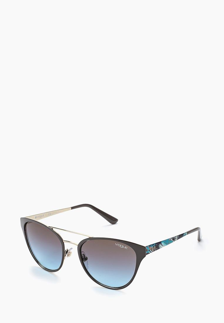 Женские солнцезащитные очки Vogue® Eyewear 0VO4078S: изображение 1