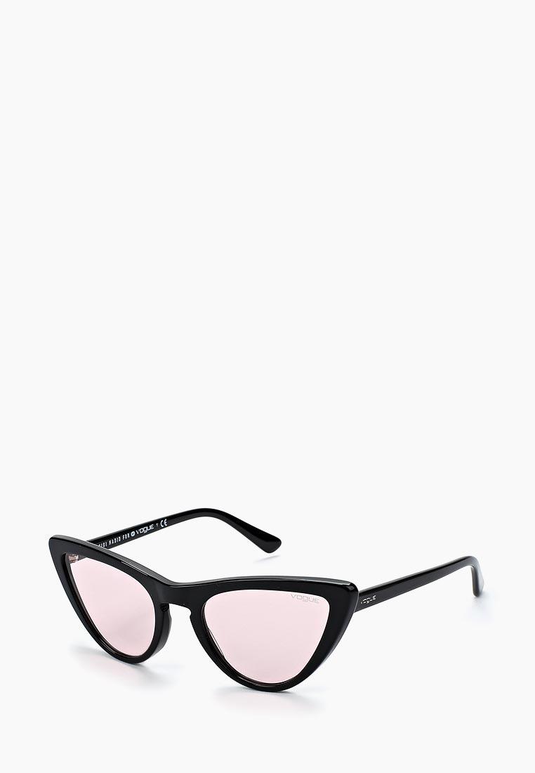 Женские солнцезащитные очки Vogue® Eyewear 0VO5211S: изображение 1