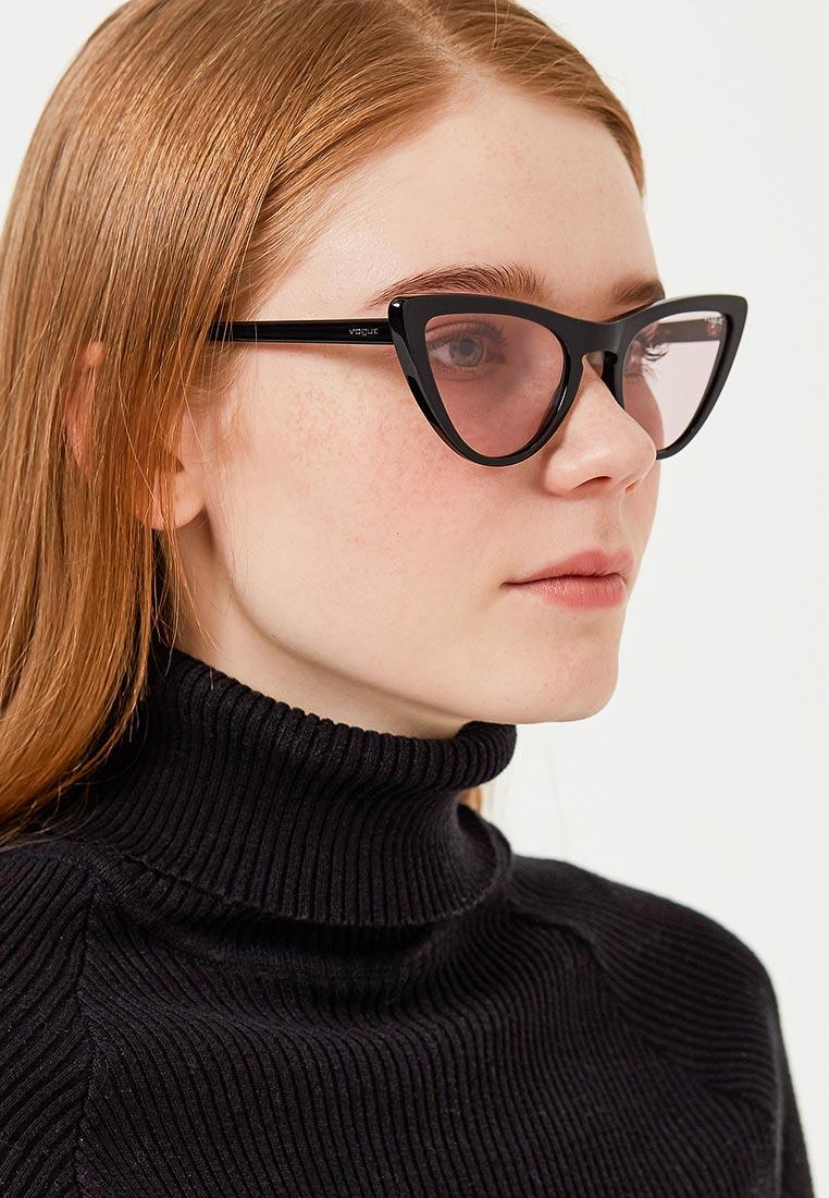 Женские солнцезащитные очки Vogue® Eyewear 0VO5211S: изображение 4