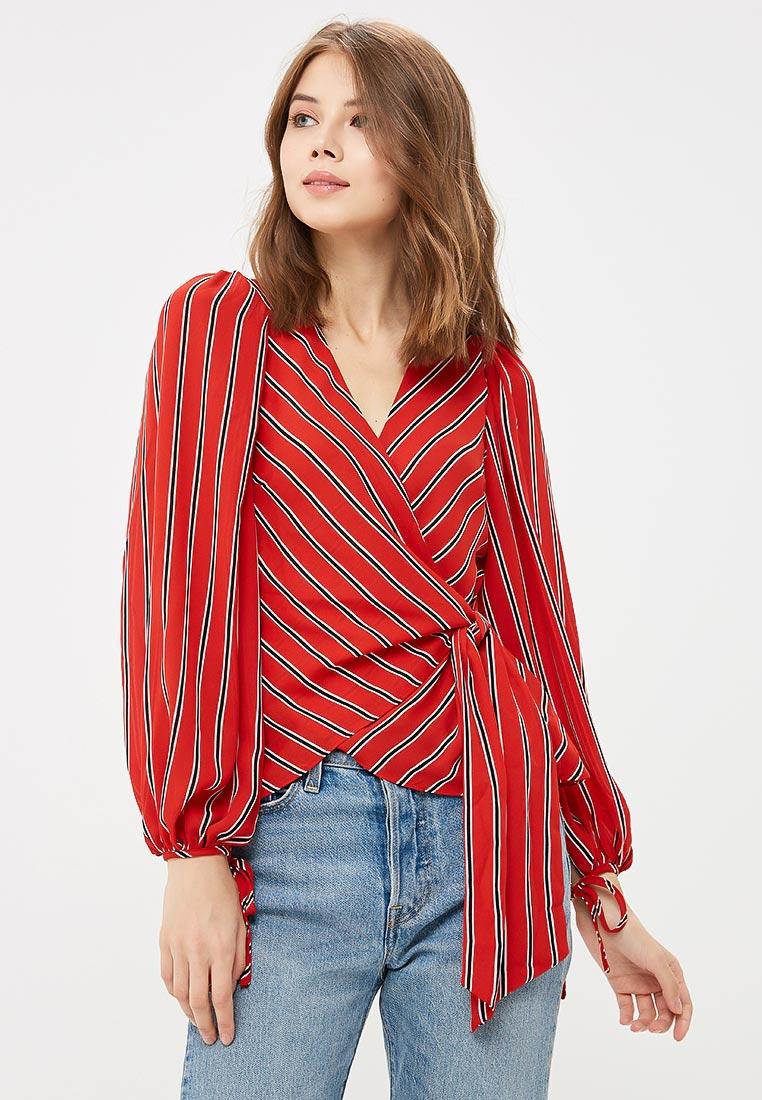 bc013a933e1 Красные женские блузки - купить красную блузу в интернет магазине