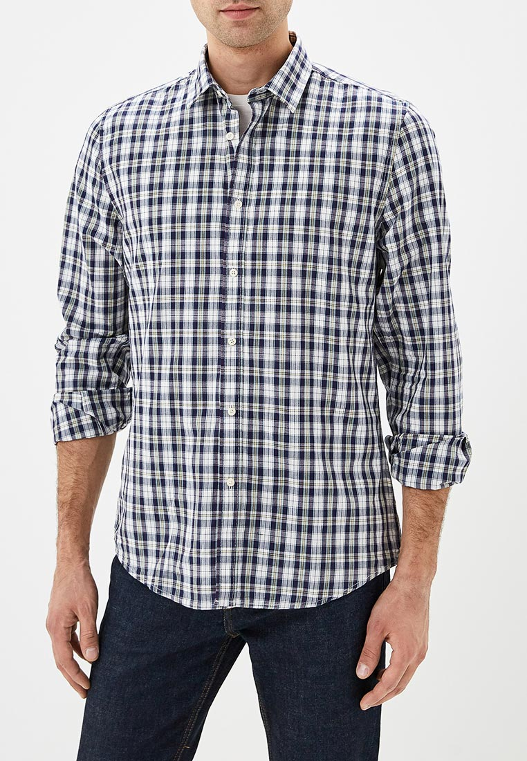 Рубашка с длинным рукавом Warren Webber WW6827