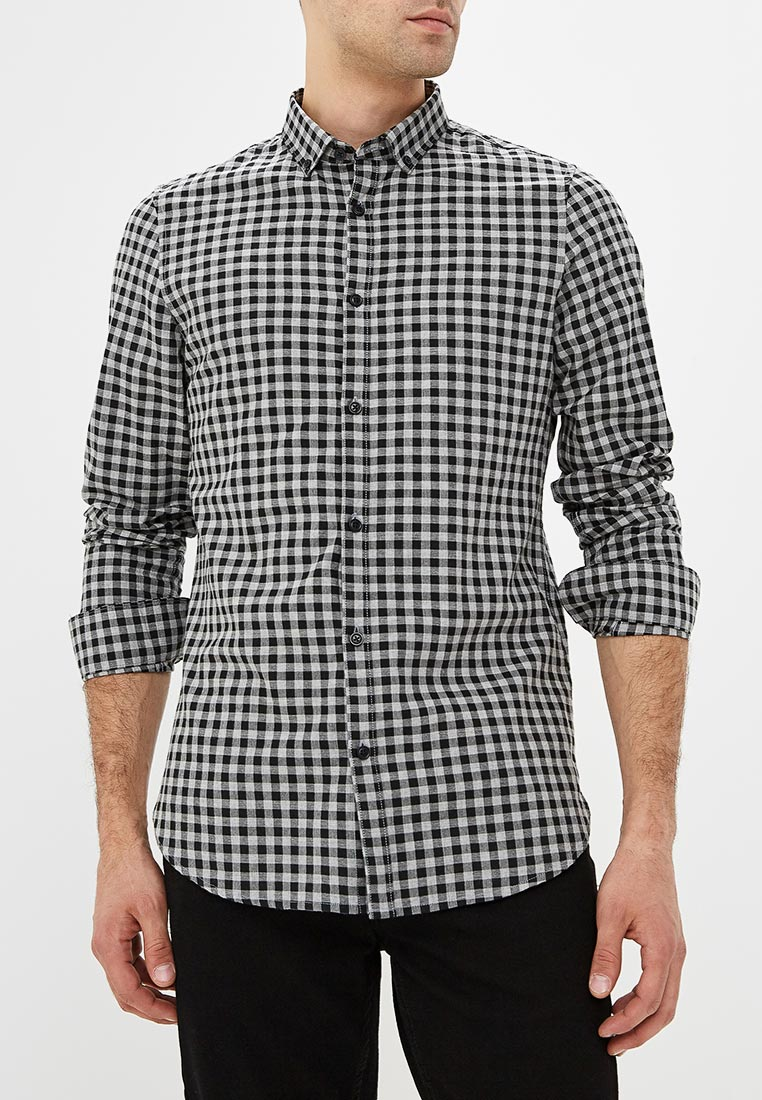 Рубашка с длинным рукавом Warren Webber WW71720