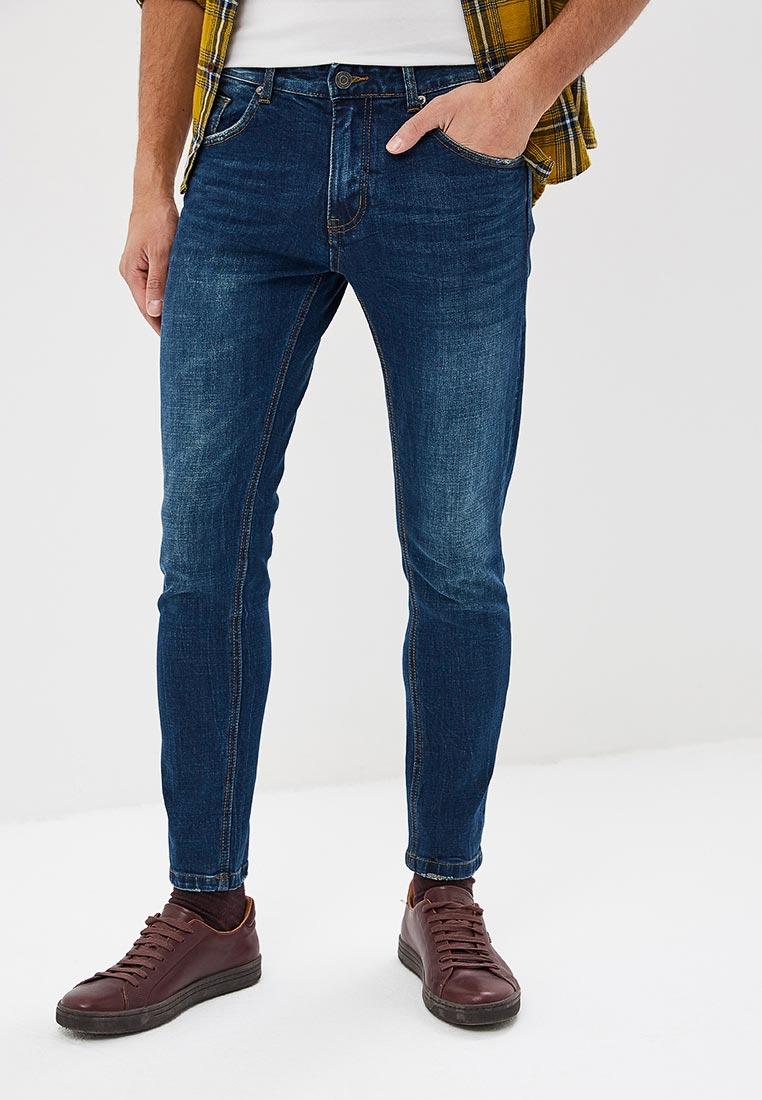 Зауженные джинсы Warren Webber WW2219APT