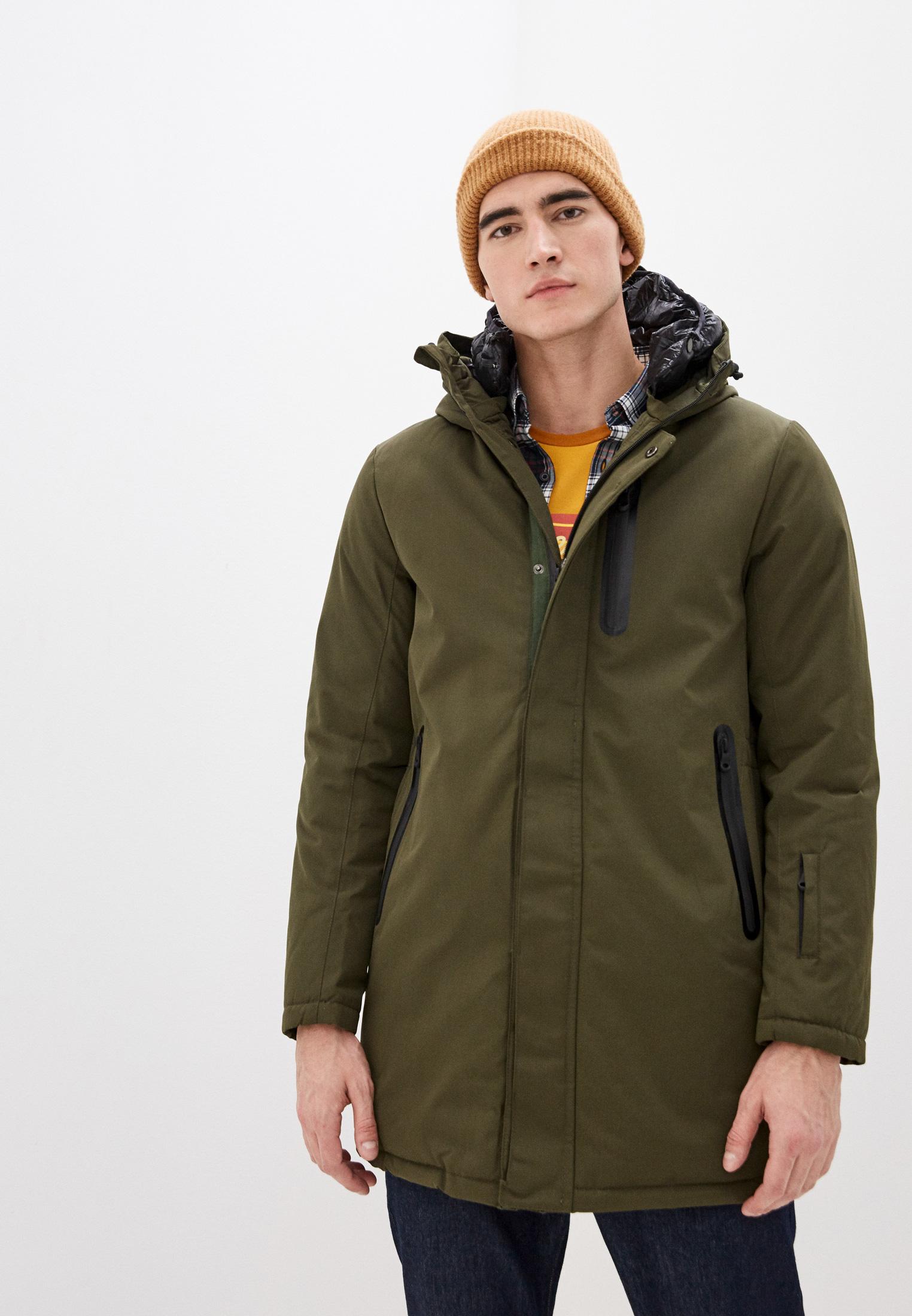 Утепленная куртка Warren Webber WW8819PM