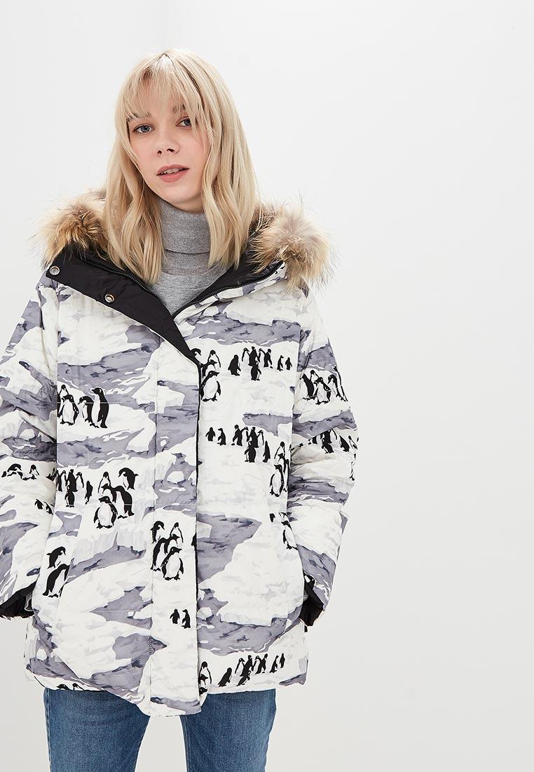 Утепленная куртка Weekend Max Mara VOLTA
