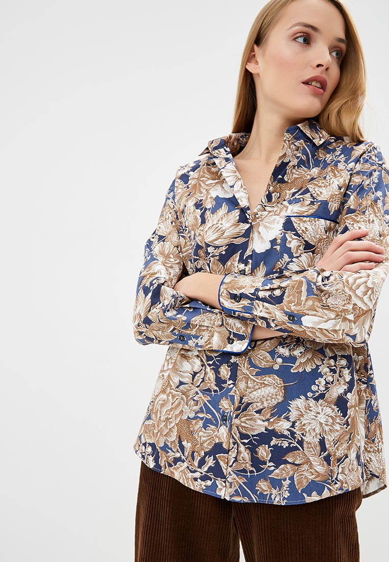 Женские рубашки с длинным рукавом Weekend Max Mara POLDER