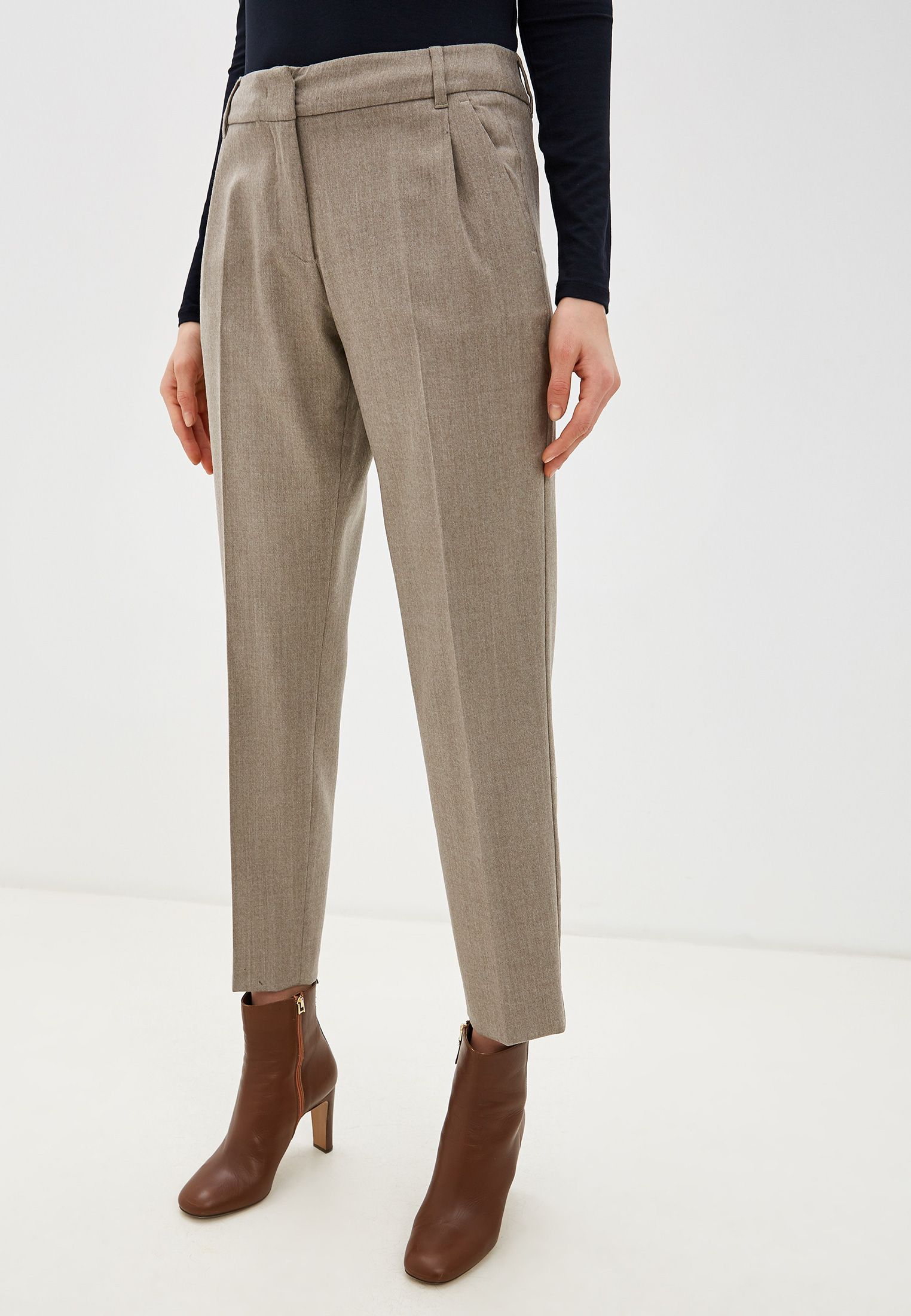 Женские классические брюки Weekend Max Mara NARVIK