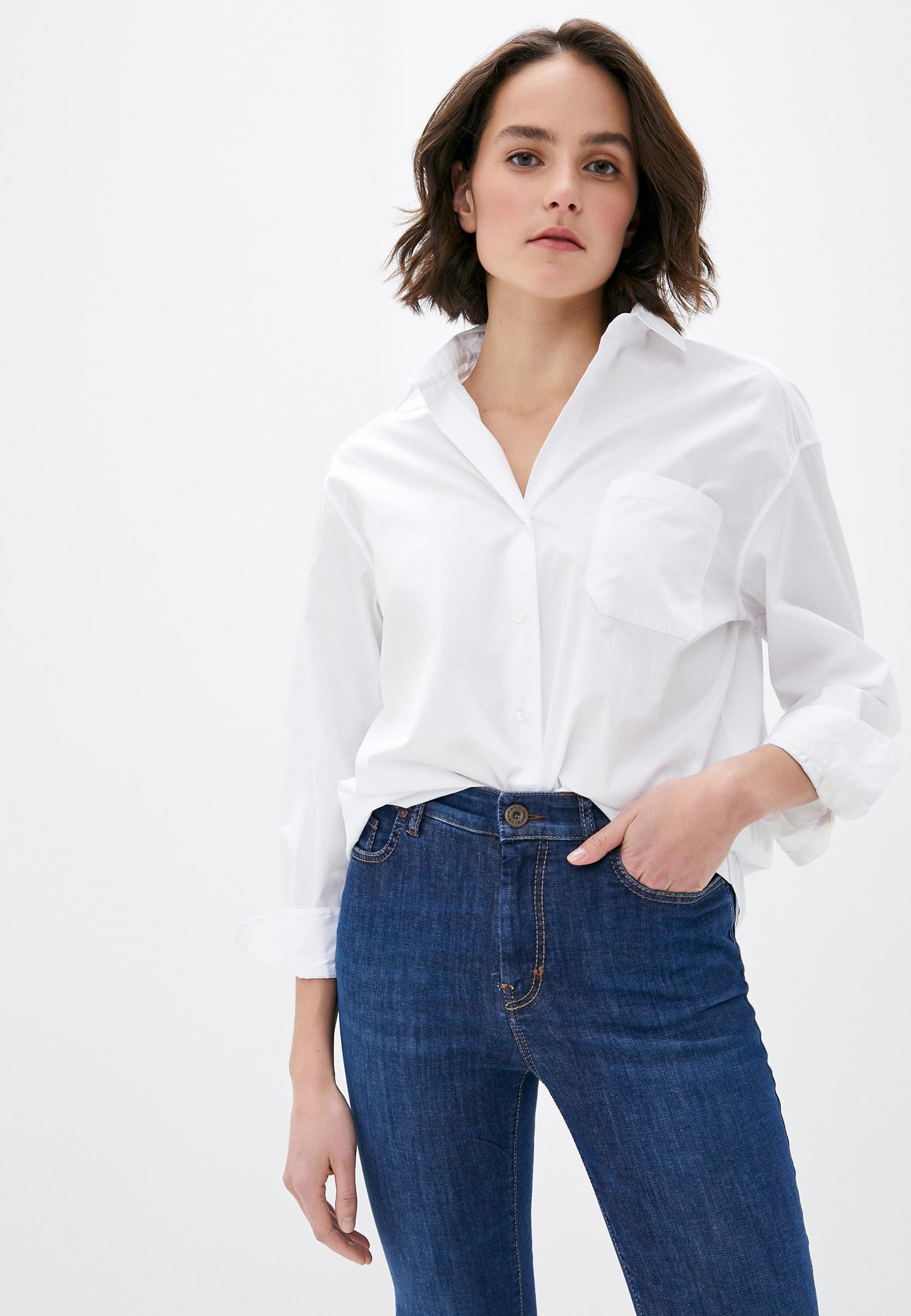 Женские рубашки с длинным рукавом Weekend Max Mara 5111040106