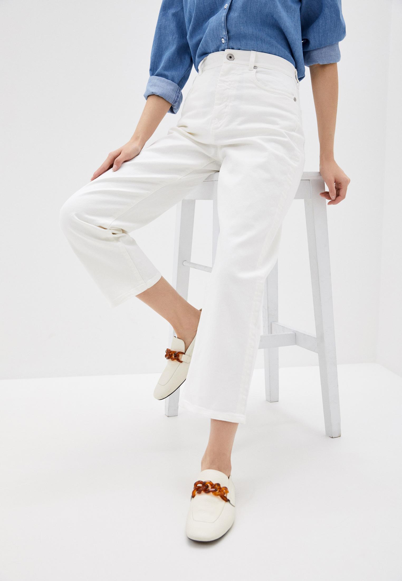 Широкие и расклешенные джинсы Weekend Max Mara 5131080706