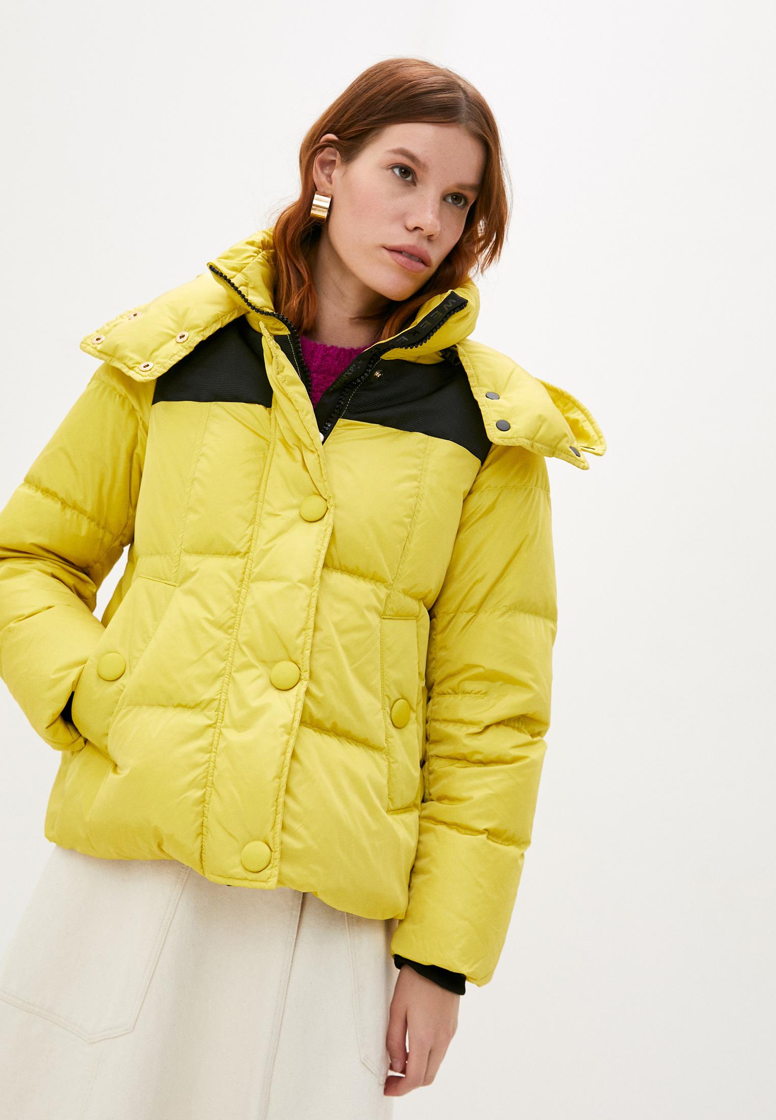 Утепленная куртка Weekend Max Mara 54860203