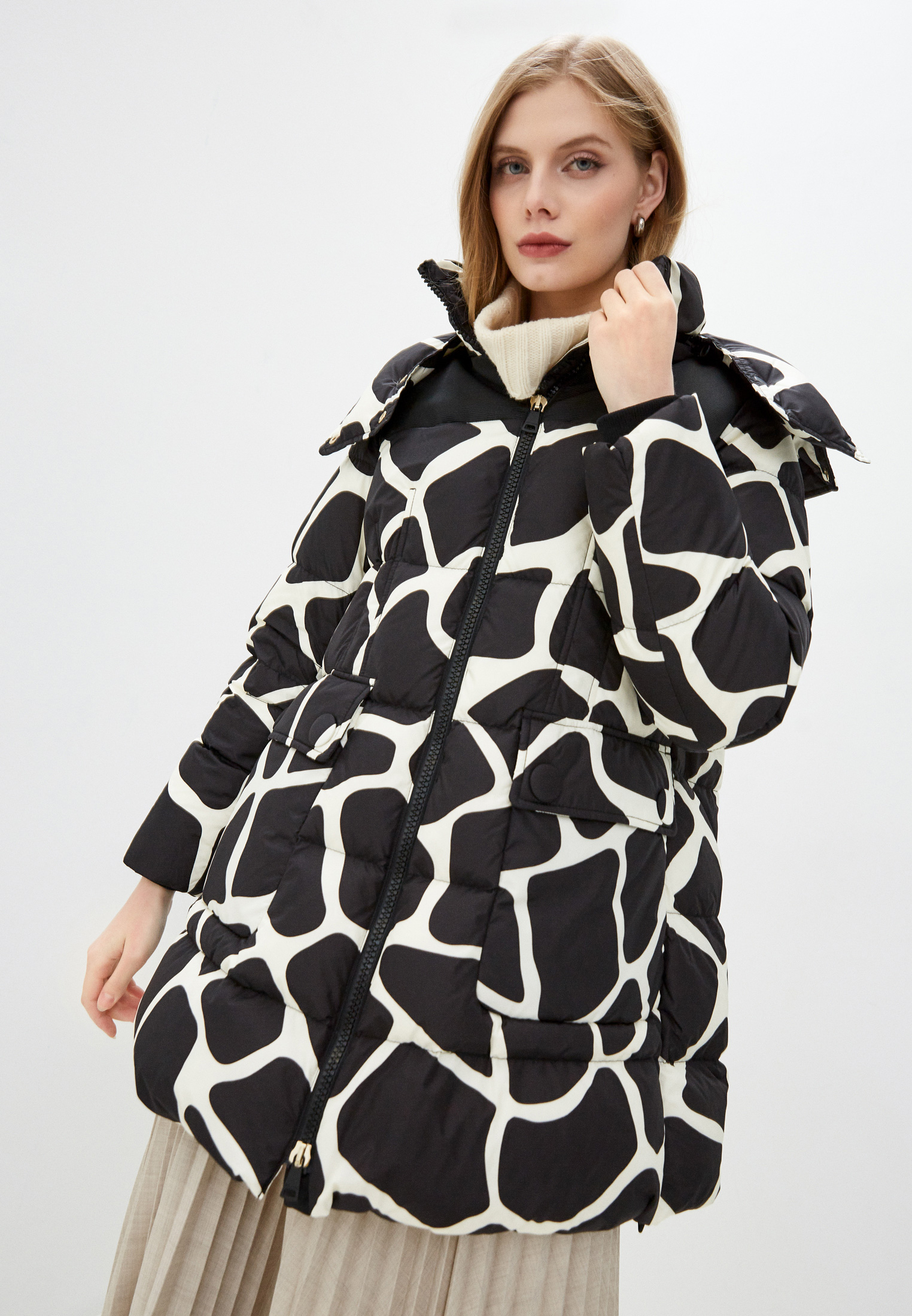 Утепленная куртка Weekend Max Mara 54960703
