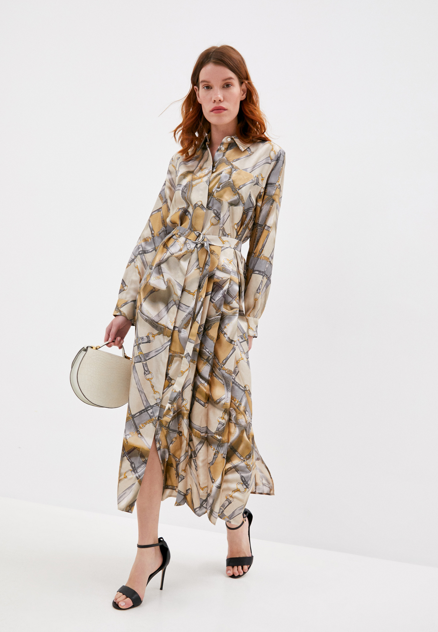 Повседневное платье Weekend Max Mara 52260403