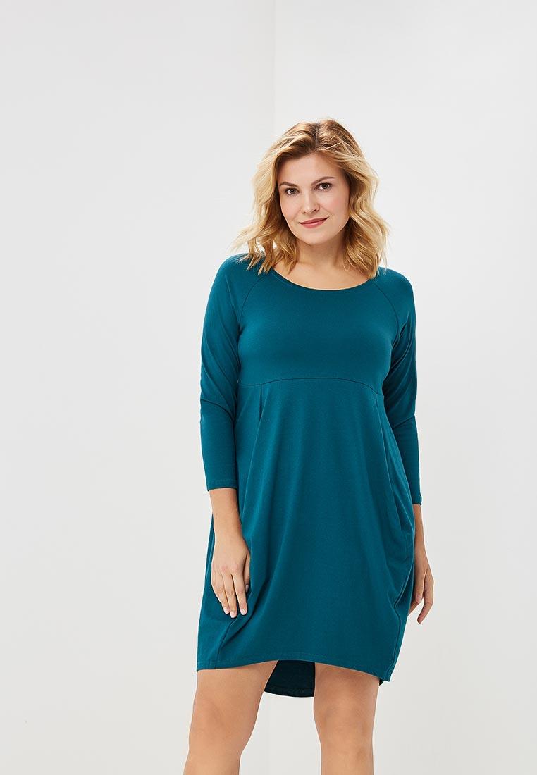 Платье-мини Wersimi W35_GREEN