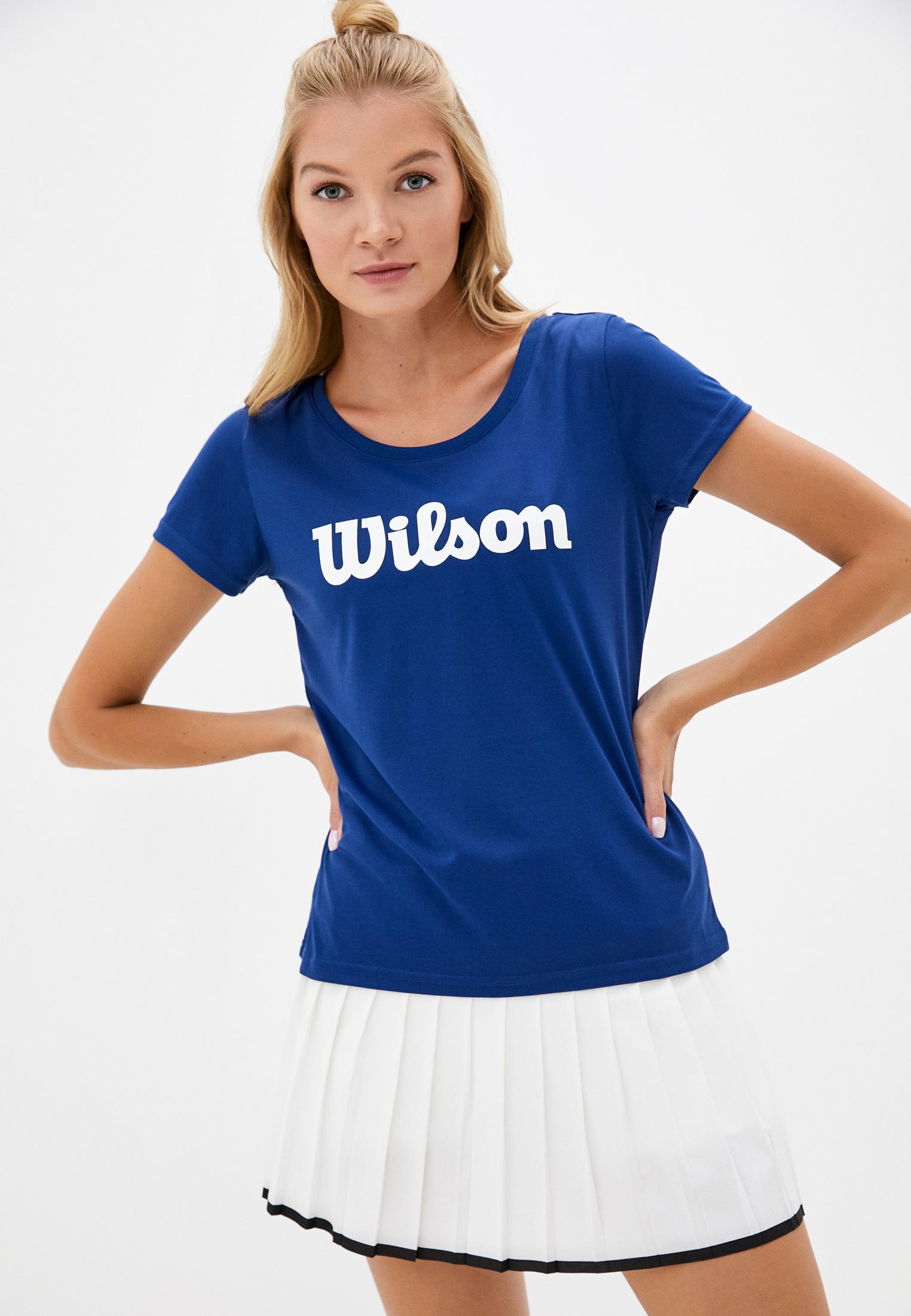 Футболка Wilson WRA770509