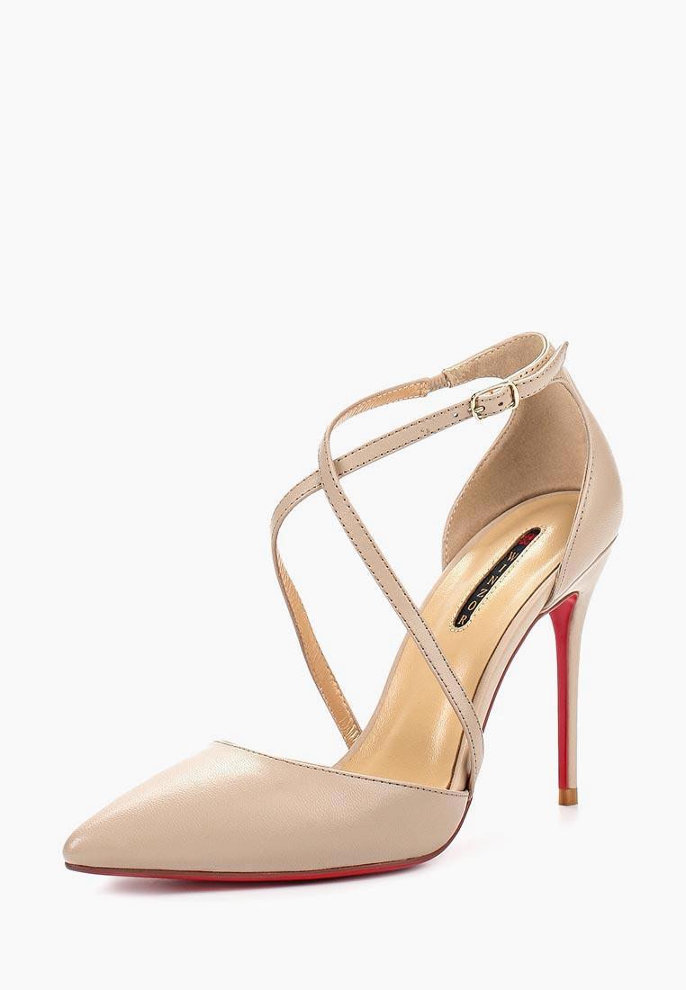 Женские туфли Winzor H101Z-152A