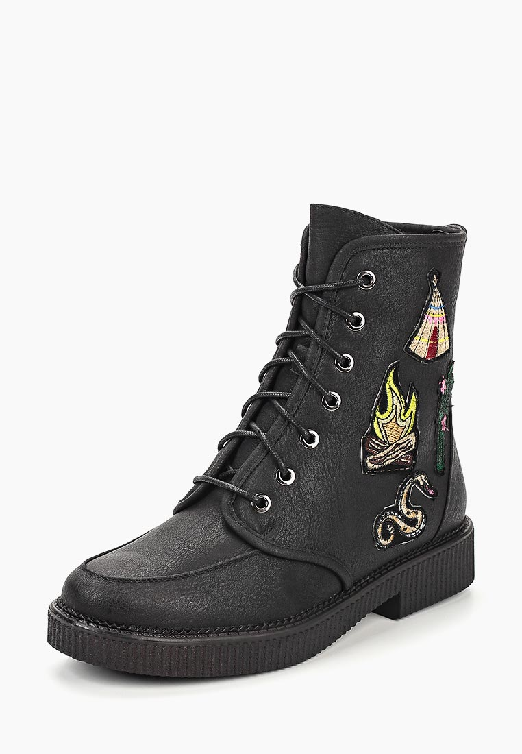 Женские ботинки Wilmar 83-OP-02 A