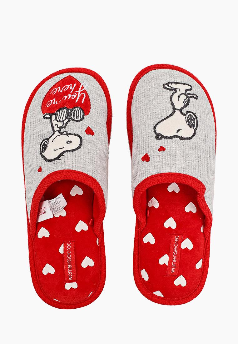 Женская домашняя обувь WOMEN'SECRET 8979030: изображение 4
