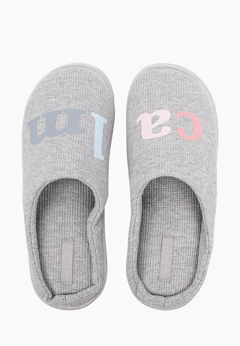 Женская домашняя обувь WOMEN'SECRET 8979316: изображение 4