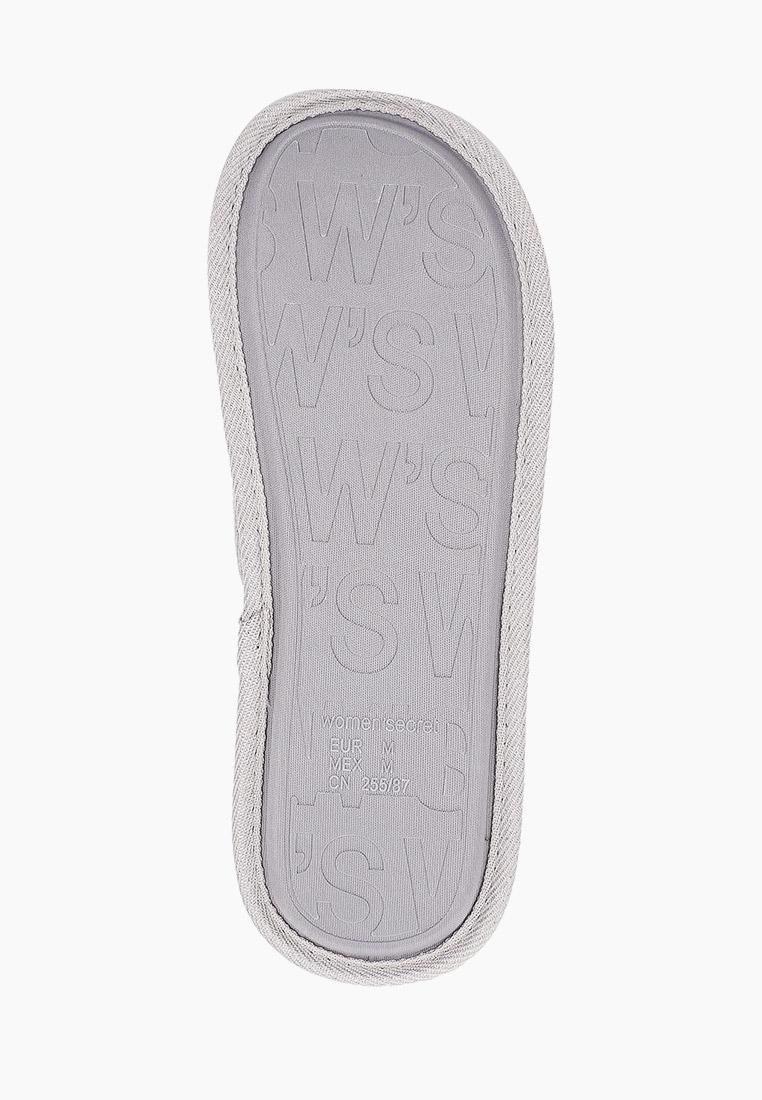 Женская домашняя обувь WOMEN'SECRET 8979316: изображение 5