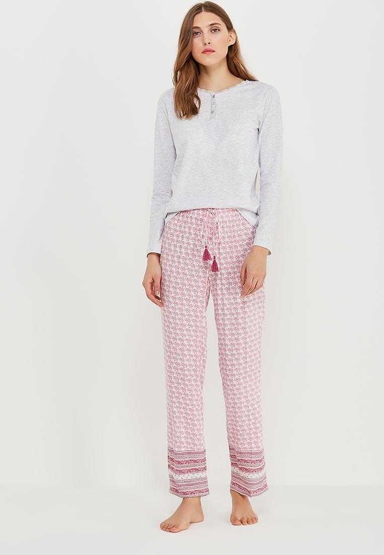 Женские домашние брюки WOMEN'SECRET 3703800: изображение 2