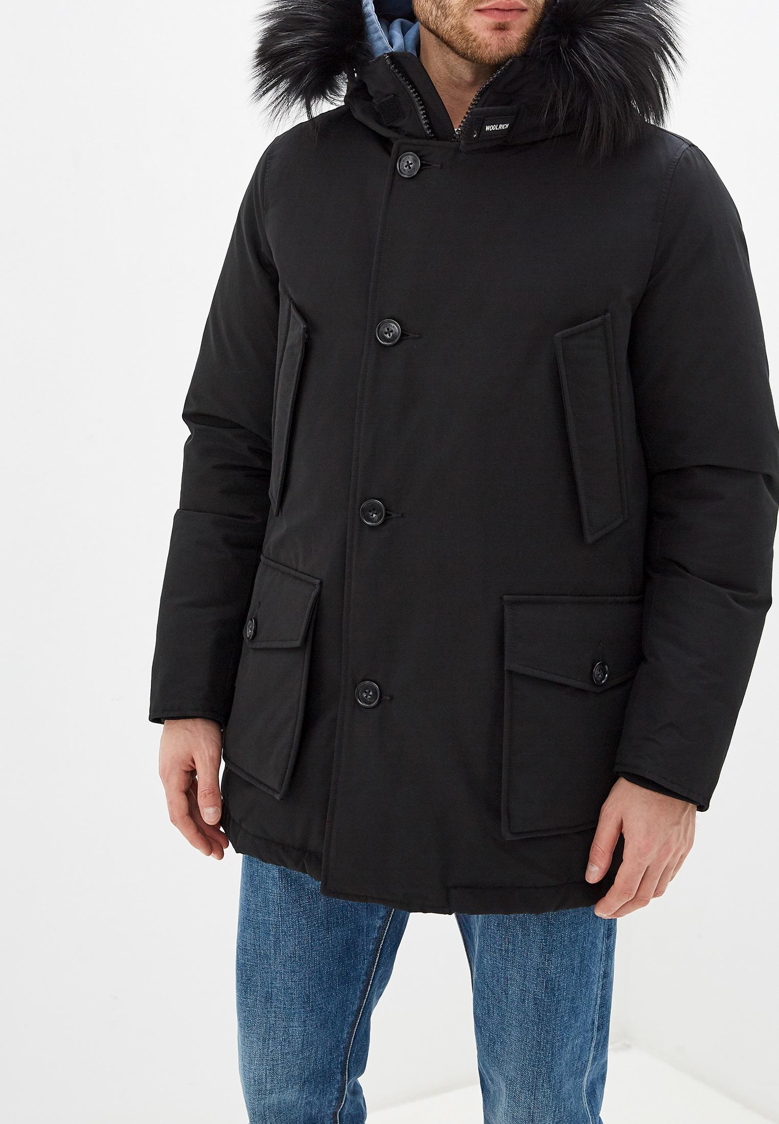 Утепленная куртка Woolrich (Вулрич) wocps2912
