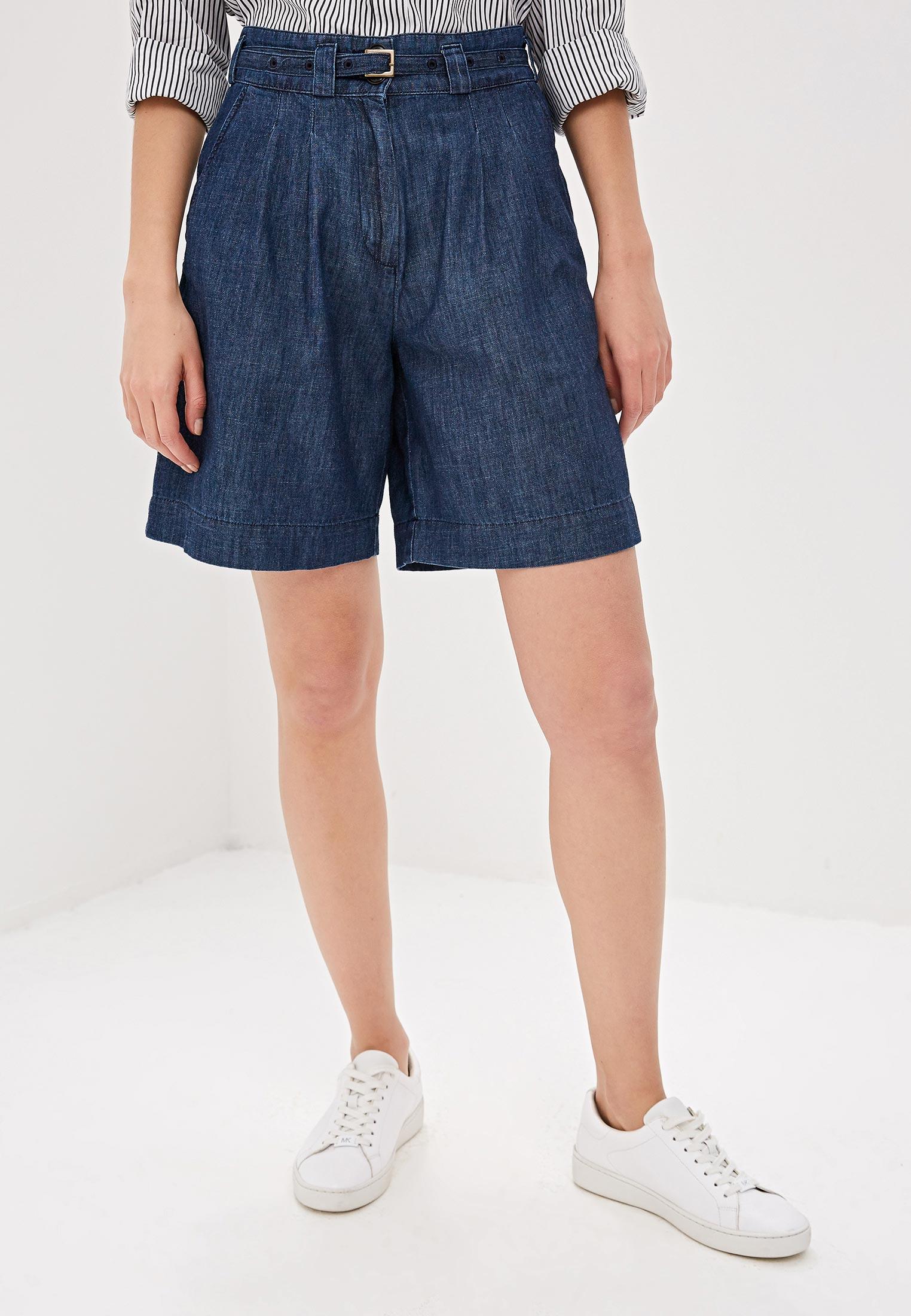 Женские джинсовые шорты Woolrich (Вулрич) WWSHO0353