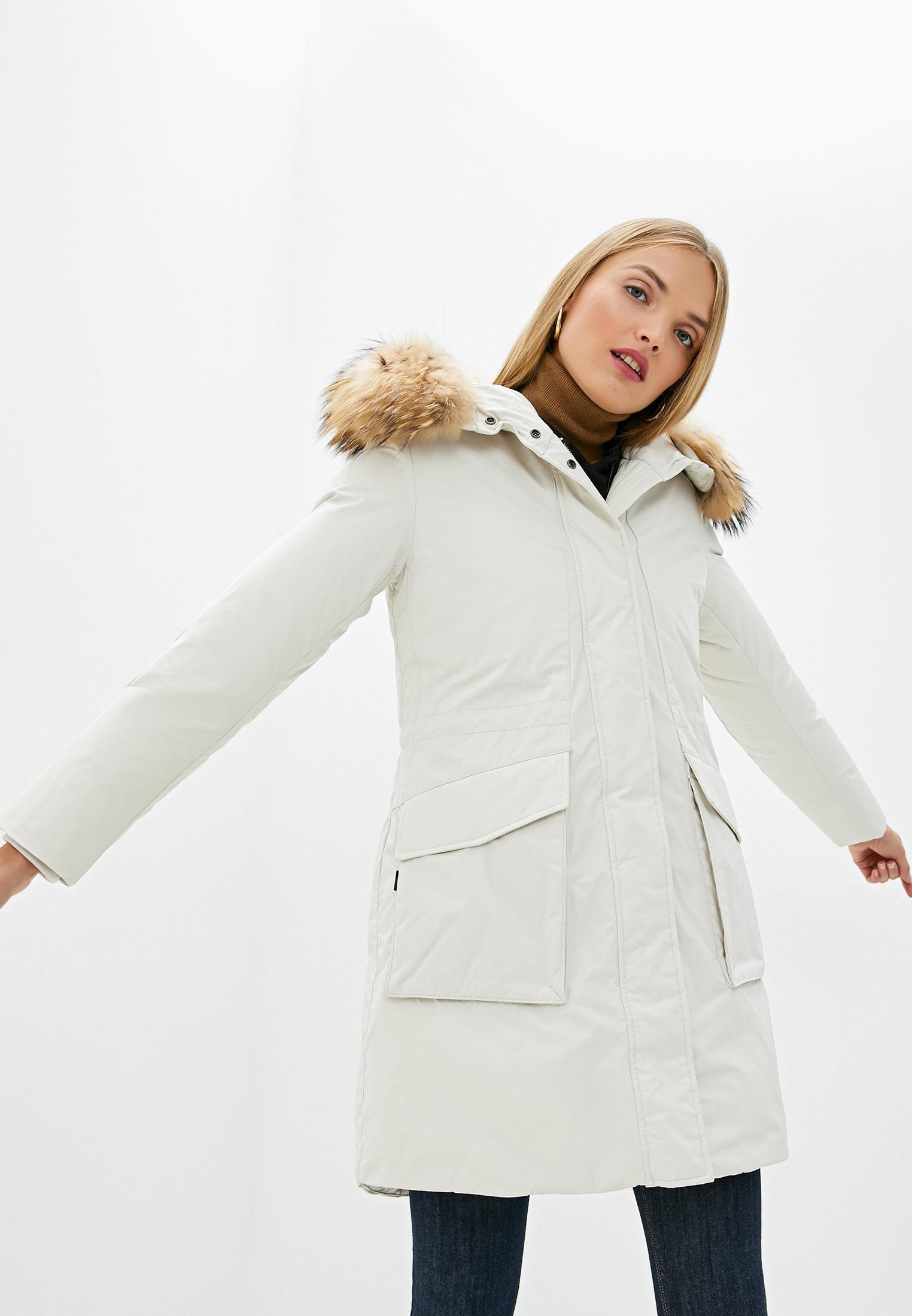 Утепленная куртка Woolrich (Вулрич) WWCPS2790