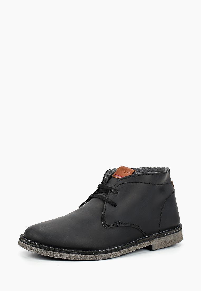 Мужские ботинки Wrangler (Вранглер) WM182955