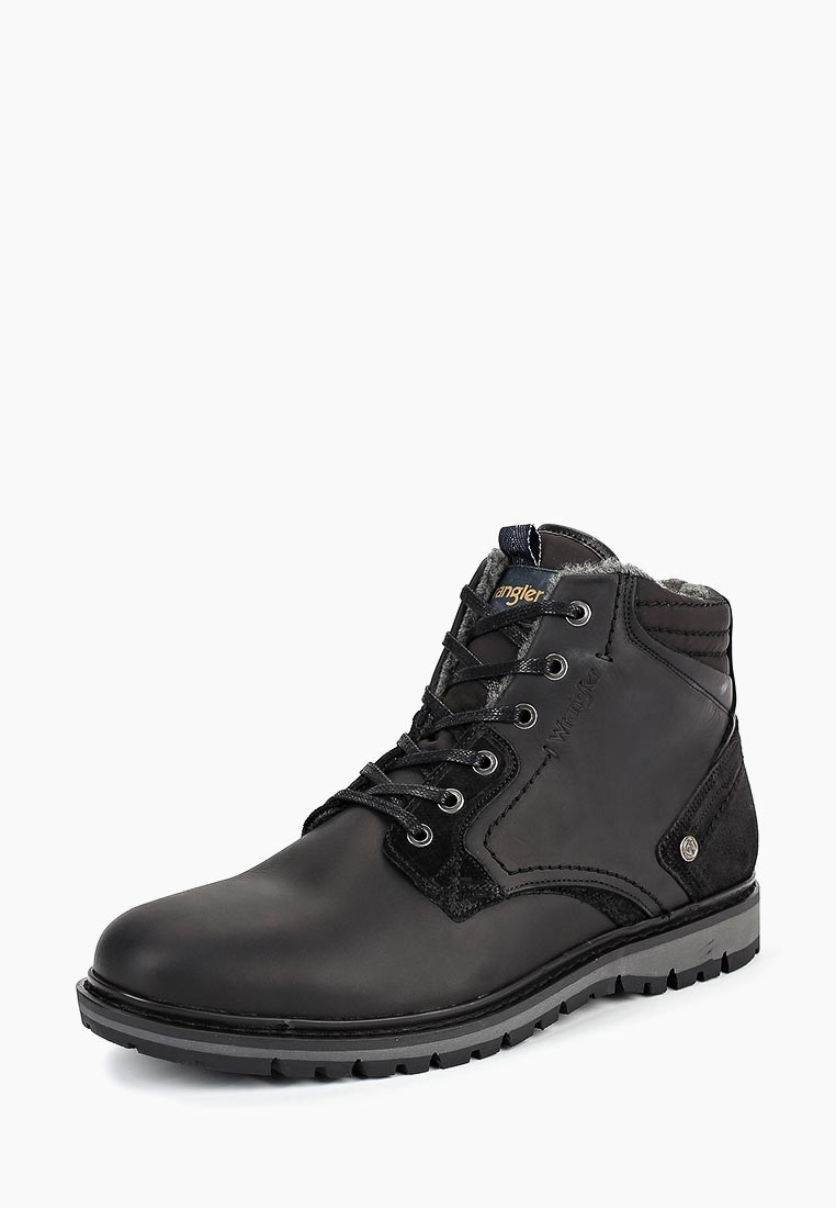 Мужские ботинки Wrangler (Вранглер) WM182033