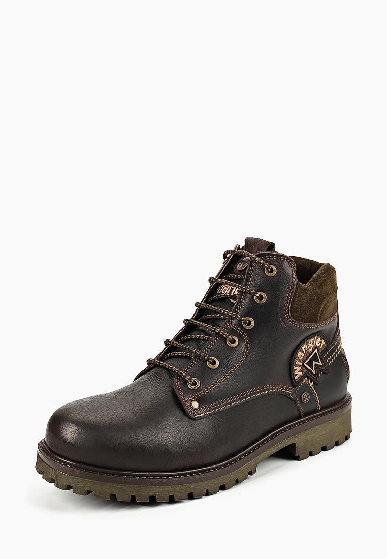 Мужские ботинки Wrangler (Вранглер) WM182009