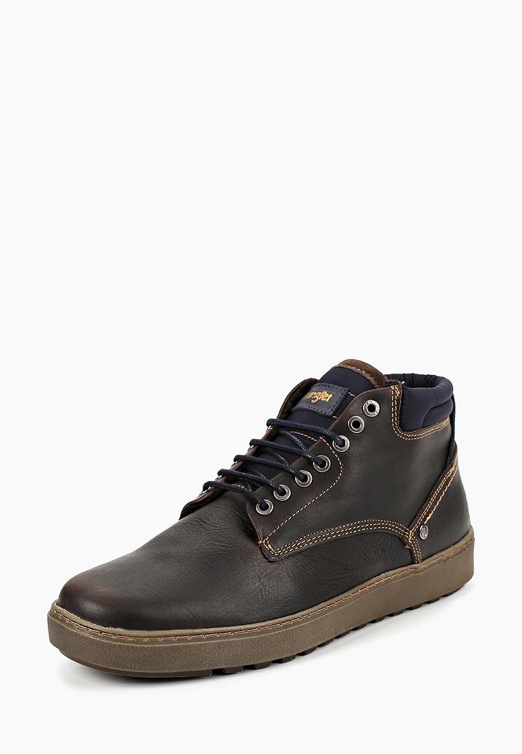 Мужские ботинки Wrangler (Вранглер) WM182064