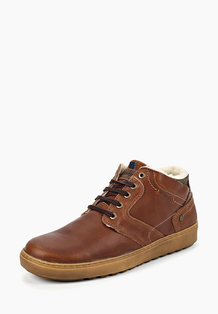 Мужские ботинки Wrangler (Вранглер) WM182083