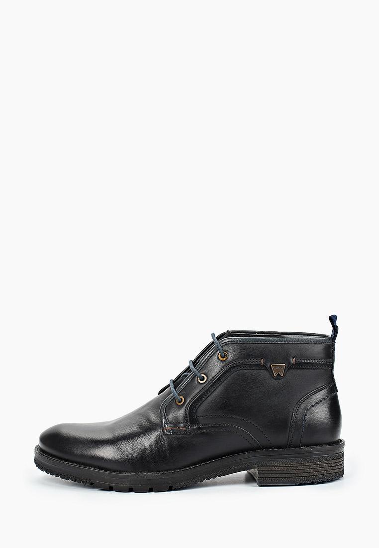 Мужские ботинки Wrangler (Вранглер) WM92063A