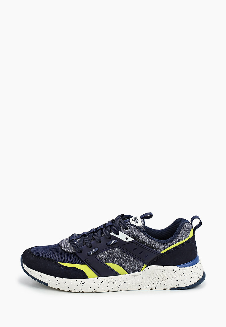 Мужские кроссовки Wrangler (Вранглер) WM01110A-016