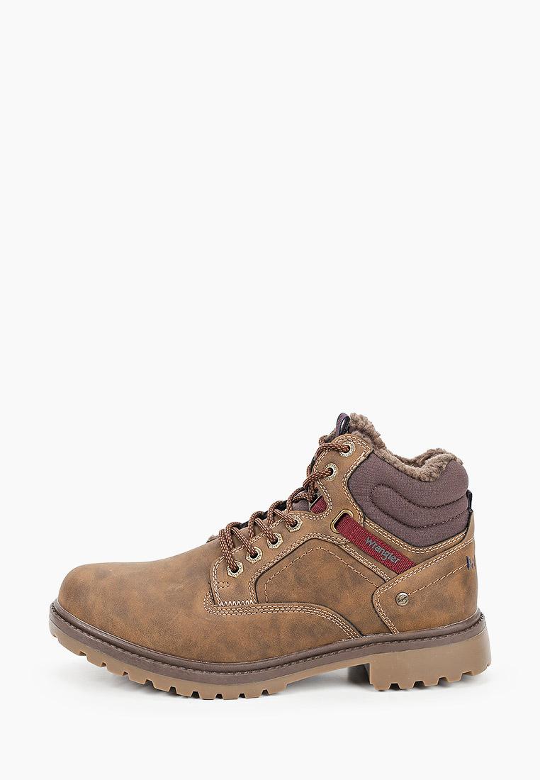 Мужские ботинки Wrangler (Вранглер) WM02160R-28: изображение 1