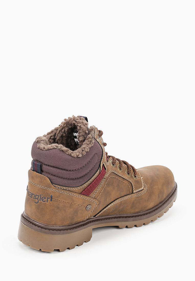 Мужские ботинки Wrangler (Вранглер) WM02160R-28: изображение 3