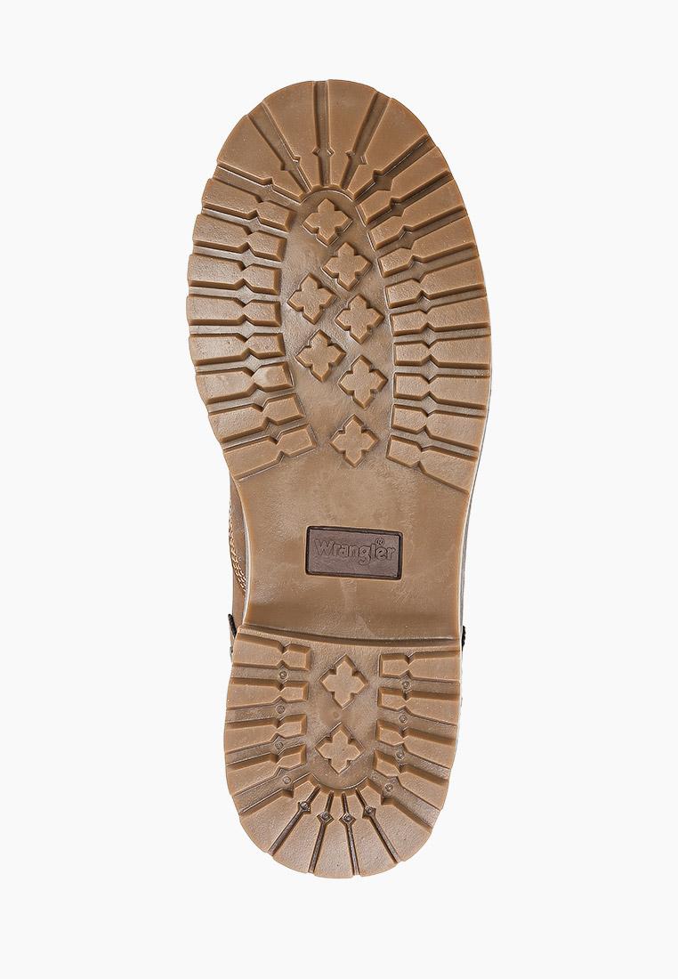 Мужские ботинки Wrangler (Вранглер) WM02160R-28: изображение 5