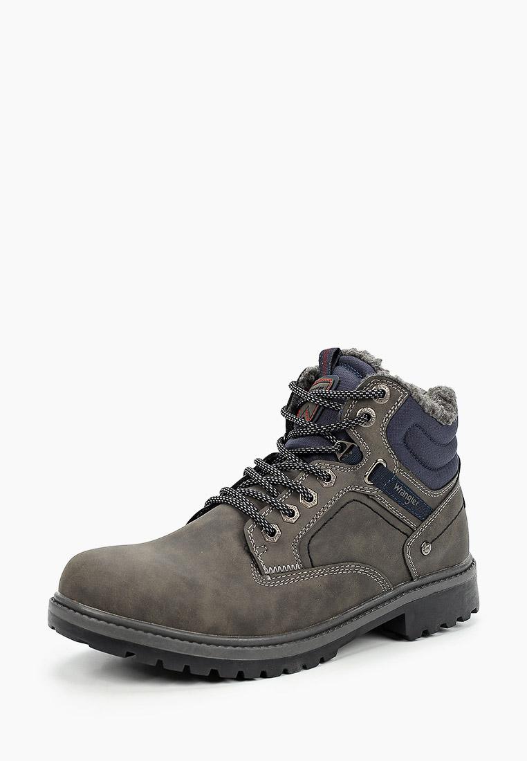 Мужские ботинки Wrangler (Вранглер) WM02160R-56: изображение 2