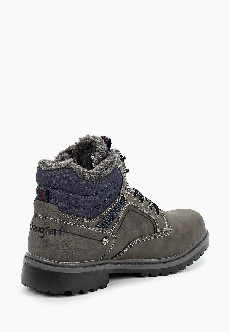 Мужские ботинки Wrangler (Вранглер) WM02160R-56: изображение 3