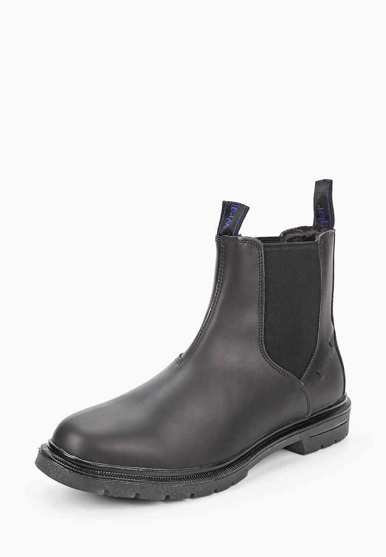 Мужские ботинки Wrangler (Вранглер) WM02041R-062: изображение 2