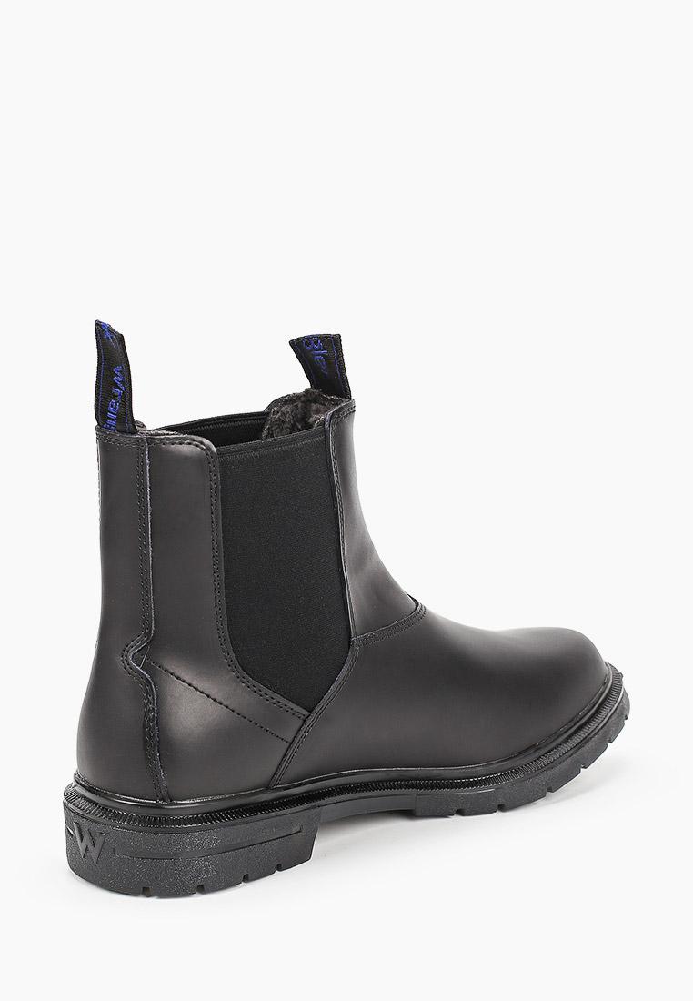 Мужские ботинки Wrangler (Вранглер) WM02041R-062: изображение 3