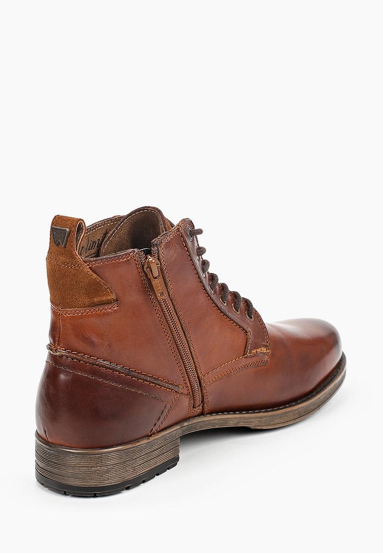 Мужские ботинки Wrangler (Вранглер) WM02015A-064: изображение 3