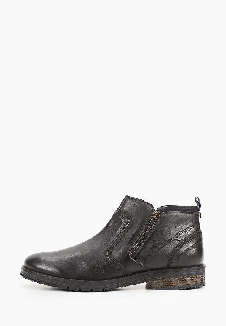 Мужские ботинки Wrangler (Вранглер) WM02006A-096: изображение 1