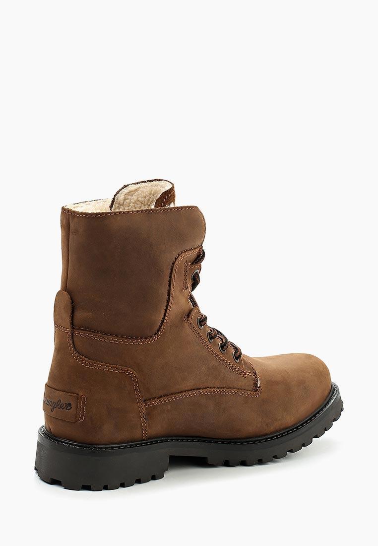 Мужские ботинки Wrangler (Вранглер) WM122785K: изображение 7