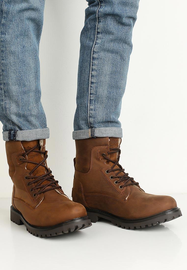 Мужские ботинки Wrangler (Вранглер) WM122785K: изображение 10