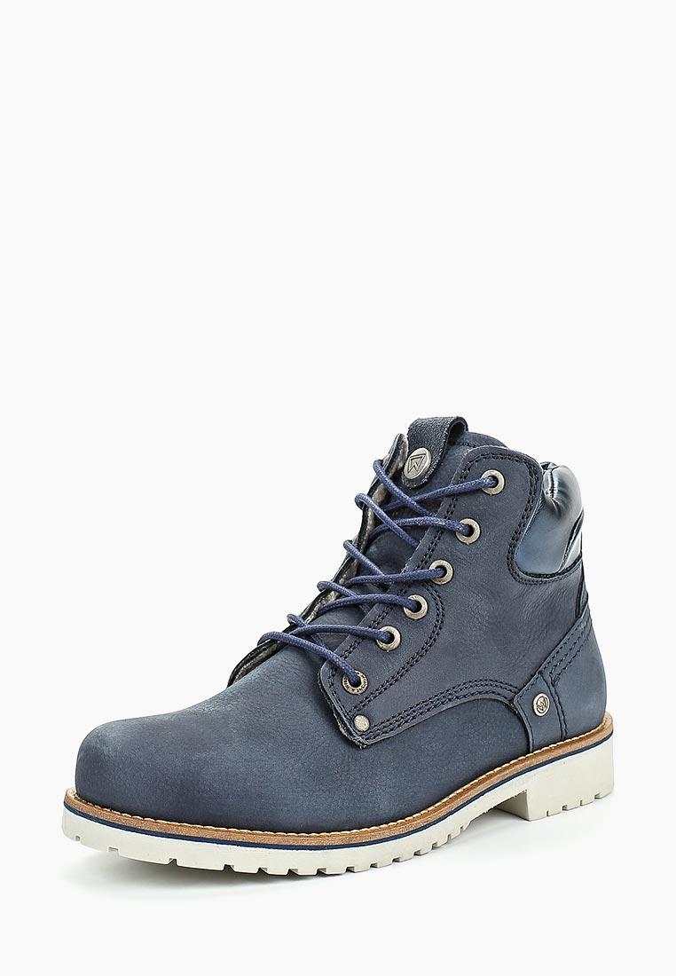 Женские ботинки Wrangler (Вранглер) WL182519