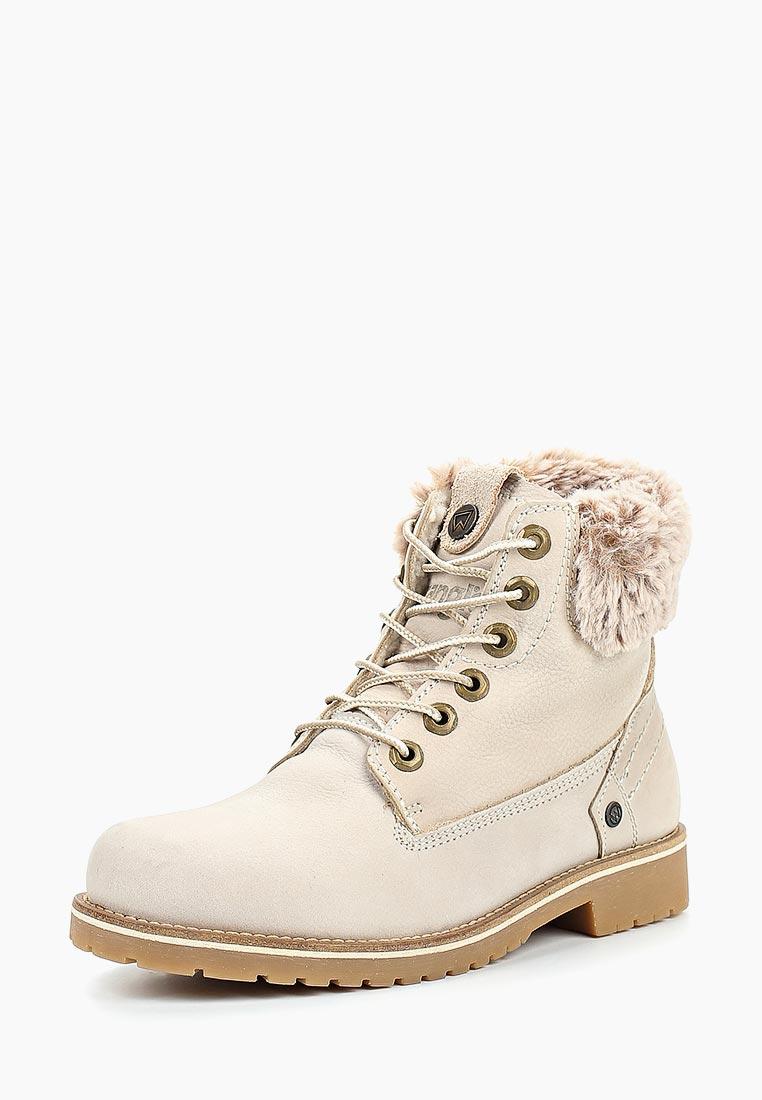 Женские ботинки Wrangler (Вранглер) WL182515